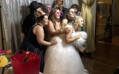 perth wedding photo booth hire